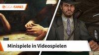 10 Minispiele in Games, die du zocken solltest
