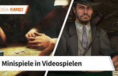 10 Minispiele in Games, die du...