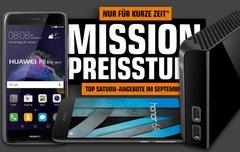 Mission Preissturz bei Saturn: Bestpreise für Seagate, Huawei & Honor