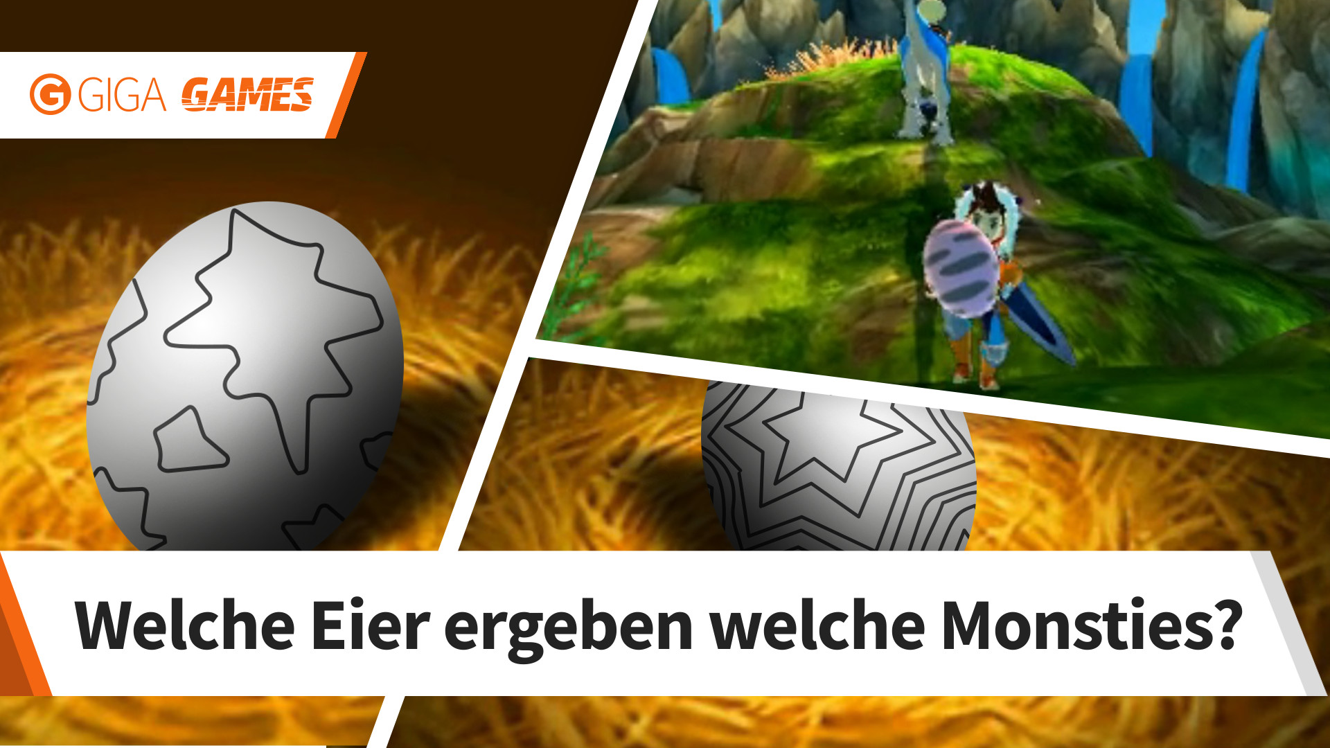 Monster Hunter Stories: Anhand dieser Ei-Muster erkennt ihr die ...