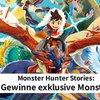 Monster Hunter Stories: Wir verschenken exklusive Monsties