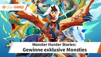 Monster Hunter Stories: Wir verschenken exklusive Monsties