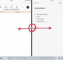 Multitasking auf dem iPad: Alle Tricks, die man braucht
