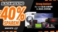 Black Weekend: Bis zu 40 % Rabatt auf Microsoft, Samsung, Huawei, Nokia u.v.m.