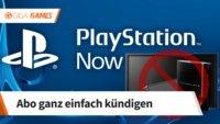 PlayStation Now: So kündigt ihr den Streaming-Dienst
