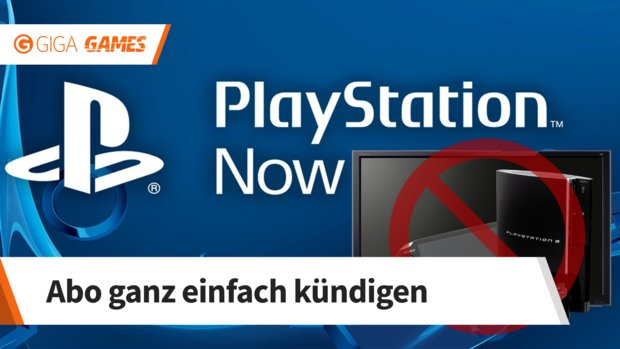 PlayStation Now: So kündigt ihr den Streaming-Dienst