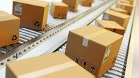 Zusatzgebühren bei Paketdiensten für die Lieferung an bis an die Haustür