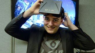 Virtual Reality: Oculus-Erfinder gründet neues Unternehmen