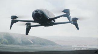 Neue Parrot-Drohne: Bebop 2 Power schießt Dronies