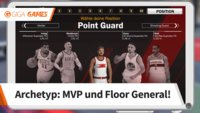 NBA 2K18: Point Guard Build - Passen und Punkten