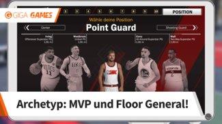 NBA 2K18: Point Guard Build - Passen und Punkten