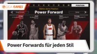 NBA 2K18: Power Forward Build - Archetypen für Bestien