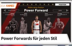 NBA 2K18: Power Forward Build...