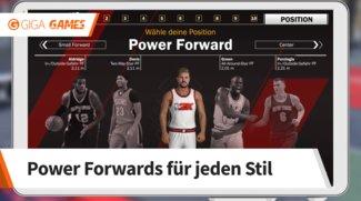 NBA 2K18: Power Forward Build - Archetypen für Bestien