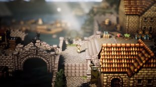 Project Octopath Traveler: Trailer & Demo zum JRPG für Nintendo Switch