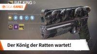 Destiny 2: Rattenkönig erhalten - Quest und Stats der Pistole