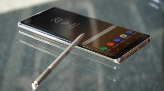 Umstrittene Methoden: Galaxy Note 8 fällt bei Stiftung Warentest durch