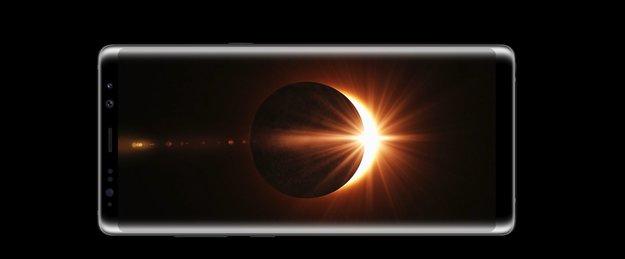 Ausprobiert: HDR auf dem Samsung Galaxy Note 8 lässt YouTube und Netflix erstrahlen