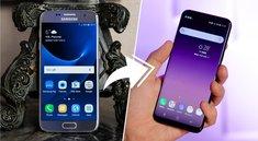 Galaxy S8 als Vorbild: Galaxy S7 soll großes Update erhalten