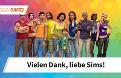 Die Sims: Danke für das...