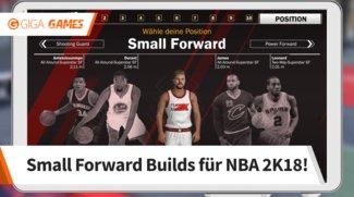 NBA 2K18: Small Forward Build - LeBron 2.0