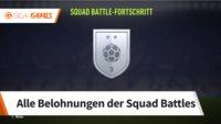 FIFA 18: Squad Battles - Belohnungen und Funktionen