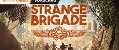 Strange Brigade in der Vorschau: Abgehen wie ein Ägypter