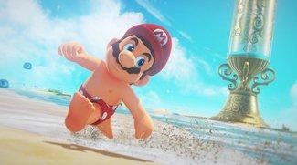 Super Mario Odyssey: Fans entzückt über halbnackten Mario