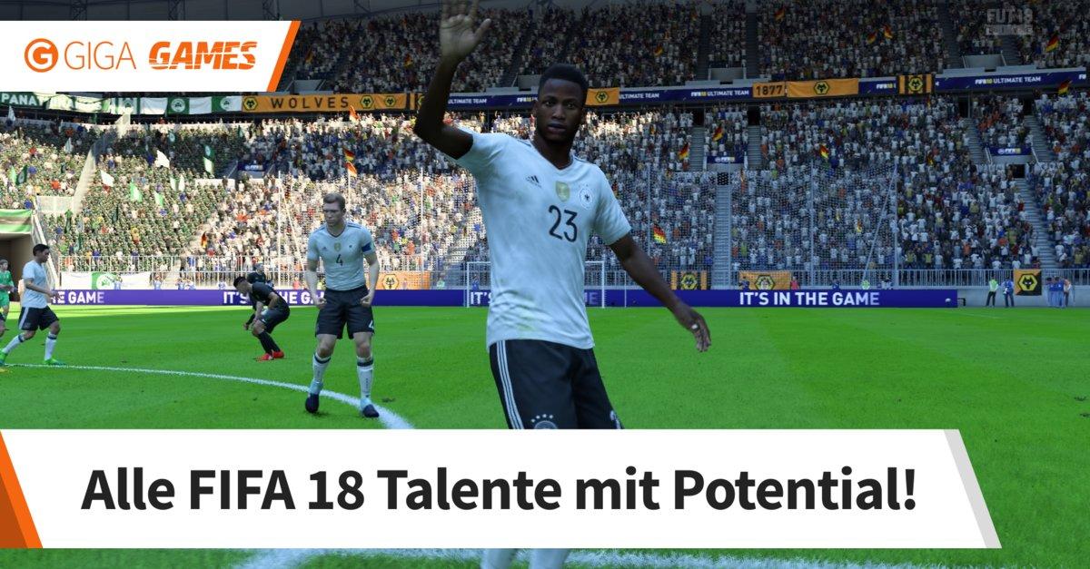 fifa 18 junge talente