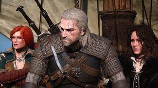 The Witcher 3: Entwickler kündigt 4K-Update für PS4 Pro & Xbox One X an