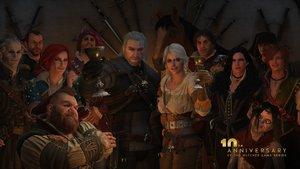 The Witcher 3: Ciri ist (vorerst) nicht für Cyberpunk 2077 geplant
