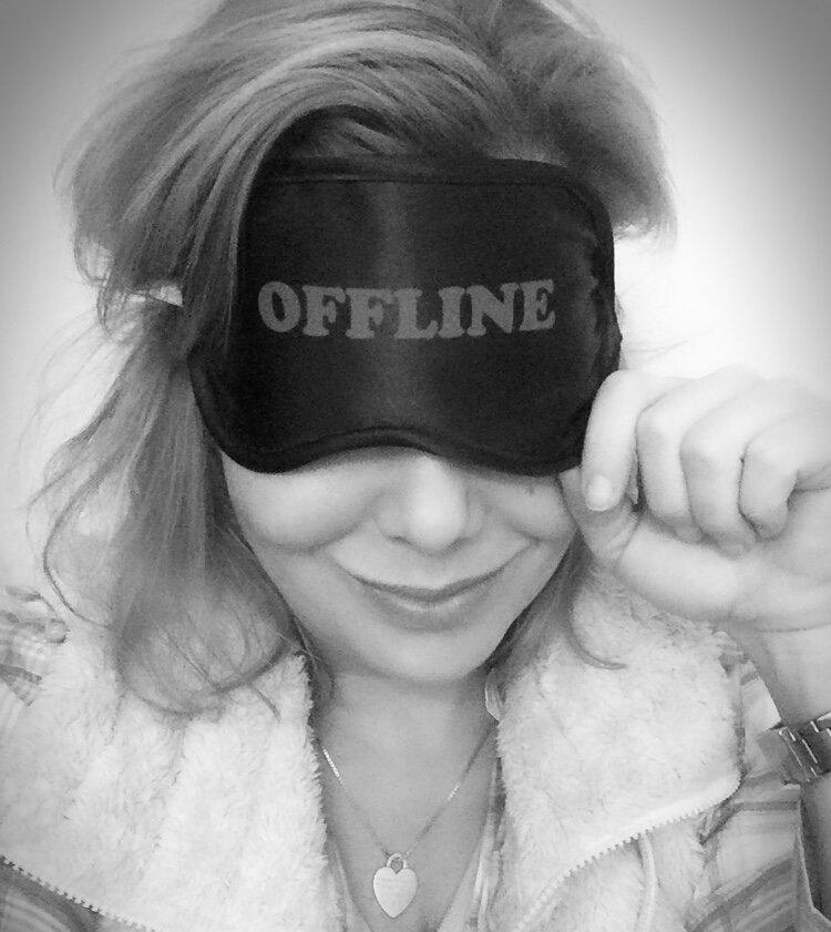 """Digitalberaterin Lilian Güntsche: """"Das Offline Sein will neu gelernt werden. """" (Bild: Autorin)"""