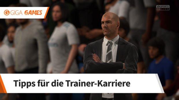 FIFA 18: Karrieremodus - Tricks für den Erfolg