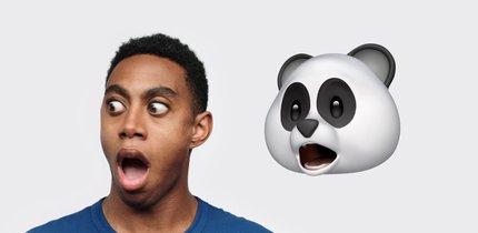 Apples neue Animojis im iPhone X - so funktionieren sie