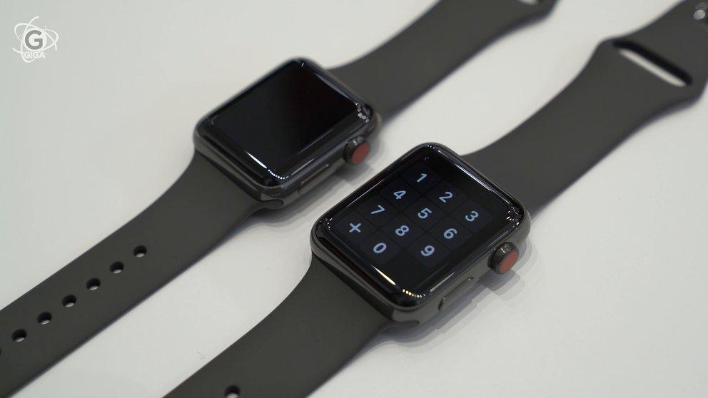 Apple Watch Series 3 mit Mobilfunkvertrag: Telekom-Kunden bevorzugt