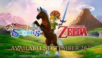 Monster Hunter Stories bekommt kostenlosen Zelda-DLC