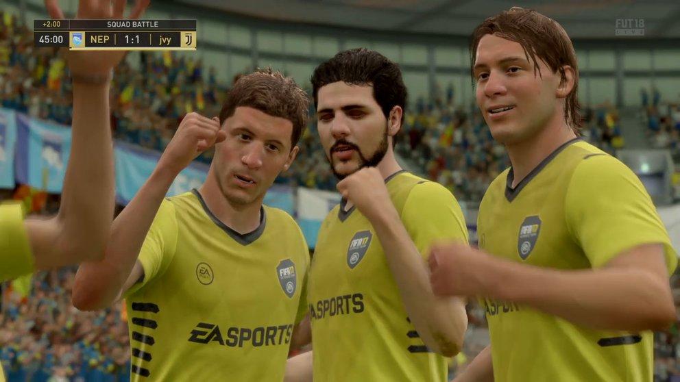 FIFA 18 Transfermarkt