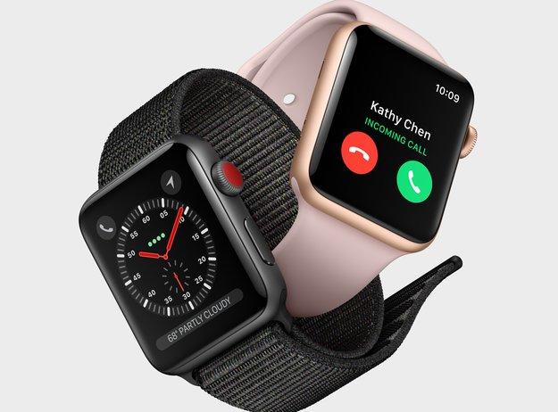 Apple Watch Series 3: Kein Anschluss auf Reisen