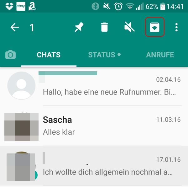 WhatsApp-Chat verstecken: Dieser Tipp macht's möglich