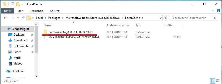 Windows Store Startet Nicht