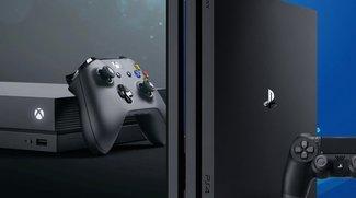 Xbox One X & PS4 Pro: Für Entwickler wohl kein großer Unterschied