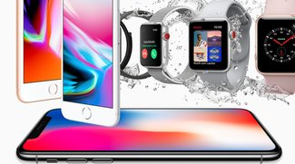 Apple-Event-Zusammenfassung: iPhone X, iPhone 8, LTE-Watch und Apple TV mit 4K