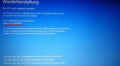 Lösung: Plötzlicher 0xc000000f-Fehler beim Windows-Start