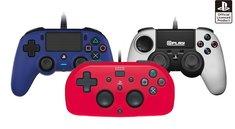 PlayStation 4: Compact Controller und Mini-Gamepad