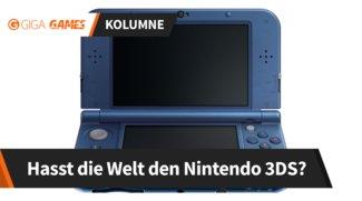 Nintendo 3DS: Ist das Kult-Handheld auf einmal unbeliebt? [Kolumne]