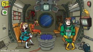60 Parsecs: Lustiger Trailer zu Weltraum-Survival veröffenlicht