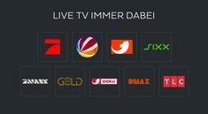 7TV: Live TV von Pro 7, Sat 1 und Co. ab sofort kostenlos schauen