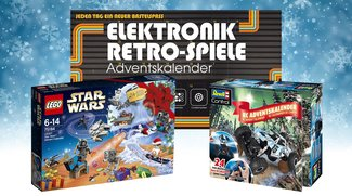 Die 14 coolsten Adventskalender für Technik-Nerds