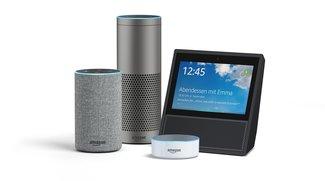 Amazon Echo, Plus, Dot oder Show? Dieser smarte Lautsprecher passt zu dir (Kaufberatung)