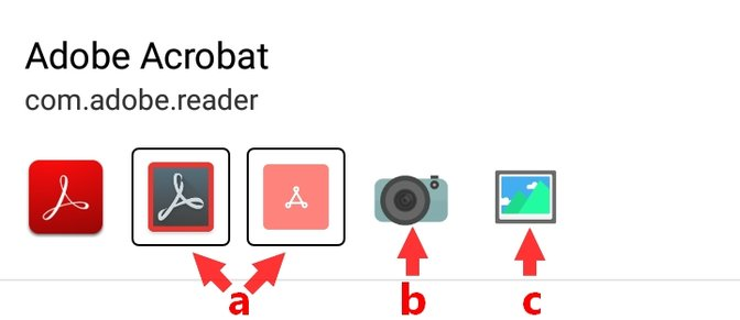 Android Icons ändern App-Symbole anpassen 01